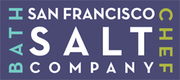 10% Off San Francisco Salts – for the spa lover and home chef